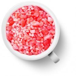 Сахар тростниковый Земляника со сливками (50г)