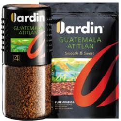 Кофе Jardin Guatemala Atitlan,раств. 75гр.