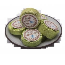 Зеленая медалька (шен) (50г)